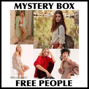 MYSTERY BOX FREE PEOPLE BOHO A2C